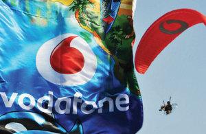 Vodaphone promotion