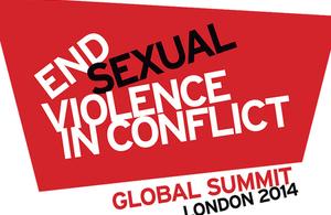 Pasaulinė aukščiausio lygio konferencija dėl seksualinio smurto konfliktų metu išgyvendinimo