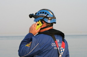 Coastguard Rescue Officer
