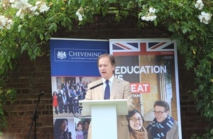 Hugo Swire's Speech