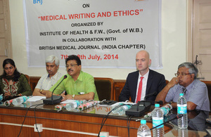 Medical writings and ethics workshop