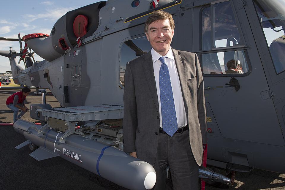 New multi-million-pound missiles secure 300 UK jobs - News stories ...