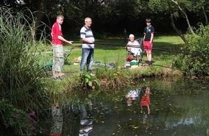 Go fishing this summer