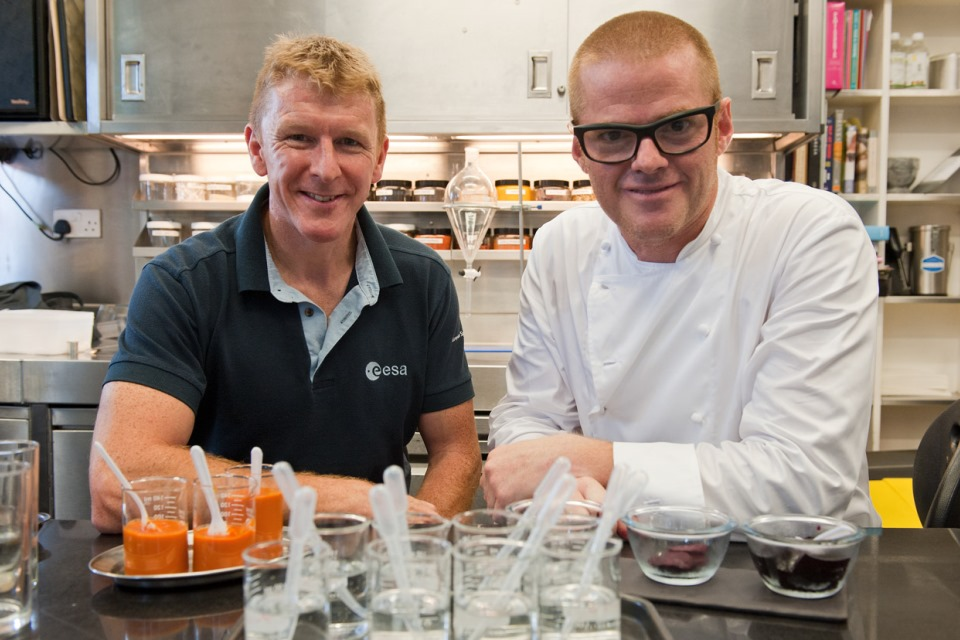Tim and Heston.