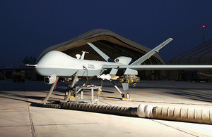 Royal Air Force Reaper Remotely Piloted Air System