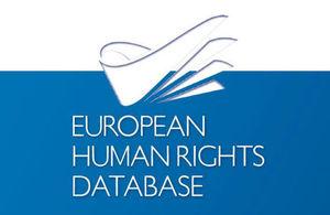 ECHR Database