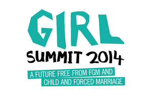 Girl Summit logo