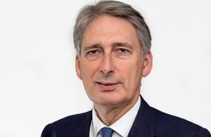 British Foreign Secretary Philip Hammond