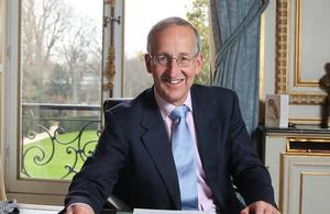 Sir Peter Ricketts KCMG GCVO