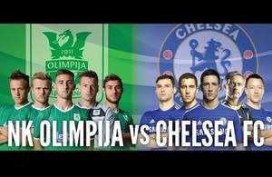 Olimpija vs Chelsea
