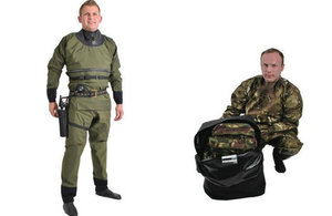 Northern Diver drysuits and diving equipment
