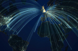UK Global Investment Destination