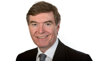 Philip Dunne, Minister for Defence Equipment, Support and Technology [Picture: Harland Quarrington, Crown copyright]