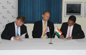 Studio DRA signs MoU with K Agrawal & Co in Kolkata