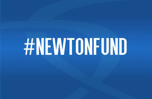 Logo Newton Fund