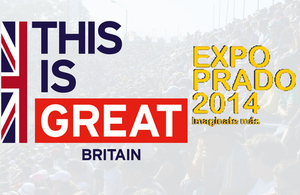 Great Stand Expo Prado 2014