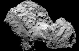 Comet 67P/Churyumov-Gerasimenko.