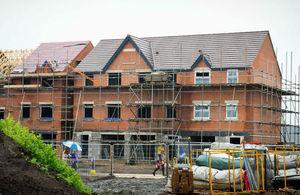 S300 htb stock housing development site