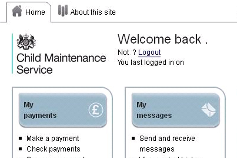 New Child Maintenance System Fit For The 21st Century Starts Today Gov Uk