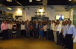 George has over 60 factories across Sri Lanka.