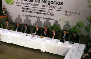 Expertos del Reino Unido estarán en la 9ª Rueda de Innovación y Negocios de Tecnnova en Colombia