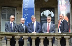 University of edinburgh to help spread technology across - University of edinburgh international office ...