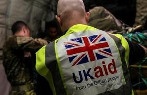 Ayuda de DFID para Irak