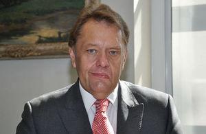 Roads Minister John Hayes
