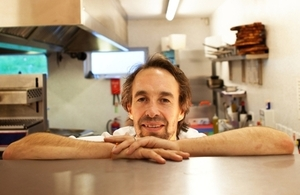 Chef Stephen Terry chosen to feed the world leaders at NATO Summit
