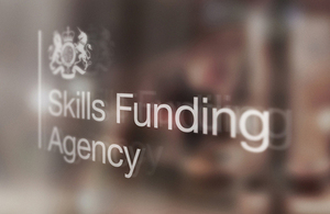 Skills Funding Agency announcement