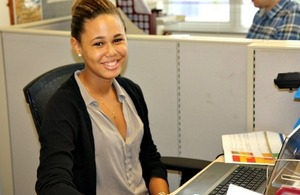 Marie-Ange Symmonds blogs about her internship at British High Commission, Bridgetown