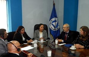 MLA visit to Guatemala