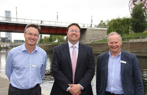 Canal & River Trust visit