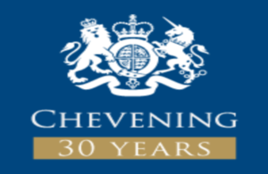 Applications for Chevening Scholarships are open from 1 August until 15 November 2014