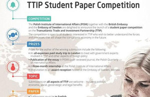 TTIP competition