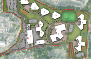 Plans for the secure college in Leicestershire