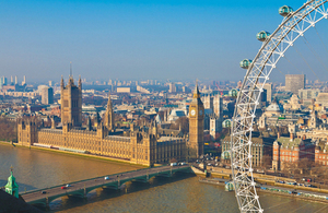 UK welcomes Nidji to London