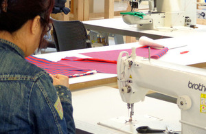 Holloway fashion workshop