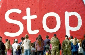 Sign up to the Stoptober challenge now