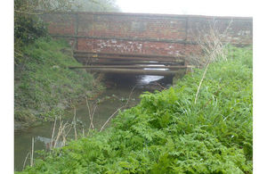 Work starts to reduce flood risk in Girton, Cambridgeshire on Monday 15 September