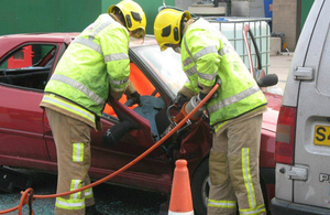 Road Worker Safety - Cumbria