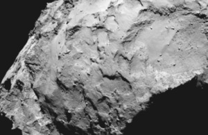 Image of Philae's primary landing site.