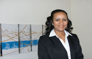 Acting Governor Anya Williams chaired the Turks and Caicos Cabinet.