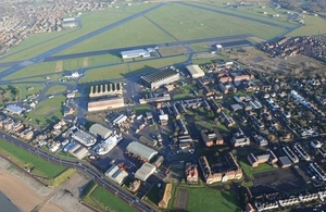 Solent Enterprise Zone at Daedalus