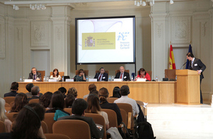 UK-Spain dementia policies event
