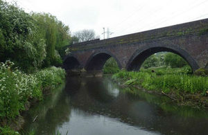 Biam Bridge, Leicester