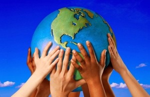 The theme of the 2014 International Day of Peace is The Right of Peoples to Peace