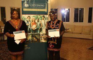 Chevening Scholars