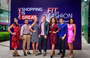 Fit for Fashion celebrities