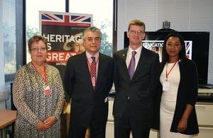 Foto: Consulado Britânico do Rio de Janeiro